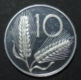 Italia 10 lire 1986 UNC PROOF, Europa