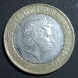 UK Great Britain 2 pounds 2002 1, Europa