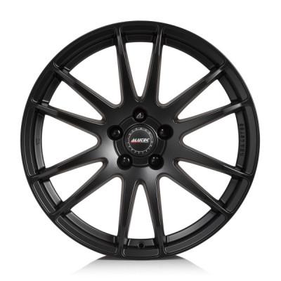 Jante AUDI Q3 6.5J x 17 Inch 5X112 et45 - Alutec Monstr Racing-schwarz foto