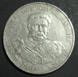 Polonia 50 zloti 1983, Europa