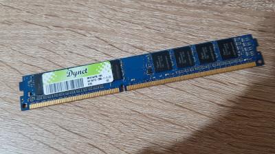 4GB DDR3 Desktop Brand Dynet,1x4GB,1600Mhz,PC3-12800,CL11,Single Sided foto
