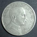 Italia 2 lire 1924, Europa