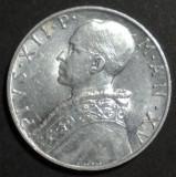 Vatican 10 lire 1953 UNC, Europa