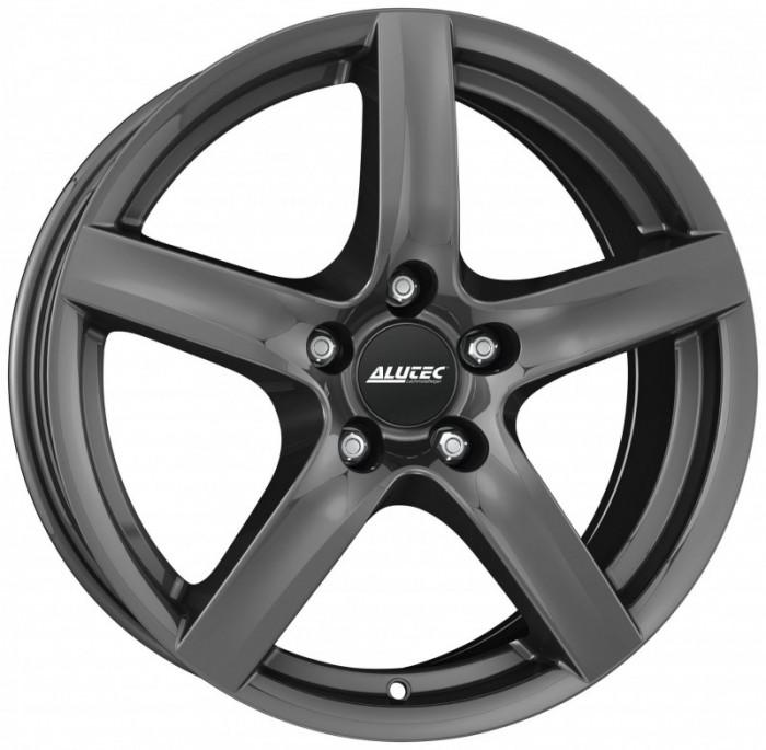 Jante FIAT 500 5.5J x 14 Inch 4X098 et35 - Alutec Grip Graphit