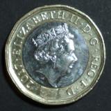 UK Great Britain 1 pound 2017, Europa