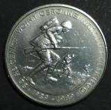 Polonia 500 zloti 1989 UNC, Europa