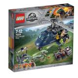 LEGO Jurassic World, Urmarirea elicopterului albastru 75928