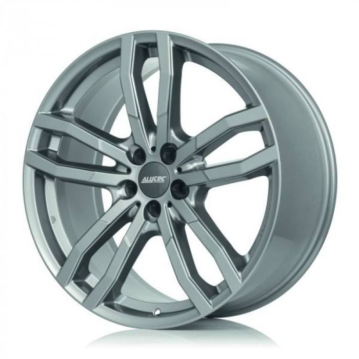 Jante AUDI Q7 9.5J x 21 Inch 5X112 et22 - Alutec Drive Metal-grey foto mare