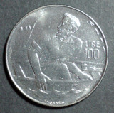 San Marino 100 lire 1972 UNC, Europa