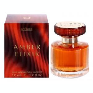 Parfum Amber Elixir Oriflame*50ml