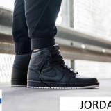 JORDAN ! ADIDASI ORIGINALI 100%  Jordan Air 1 Retro high Leather nr 36, Nike