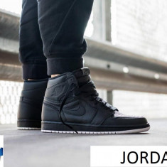 JORDAN ! ADIDASI ORIGINALI 100%  Jordan Air 1 Retro high Leather nr 36