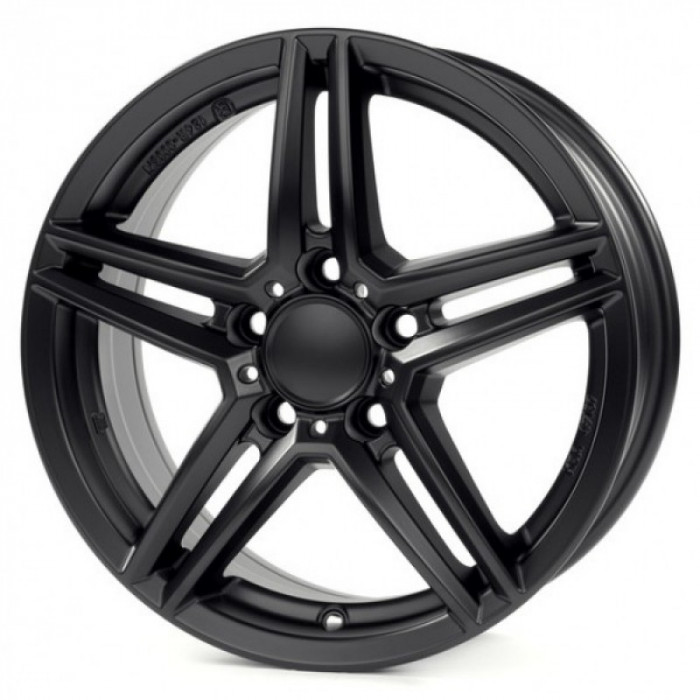 Jante MERCEDES S-KLASSE 7.5J x 17 Inch 5X112 et45 - Alutec M10 Racing-schwarz