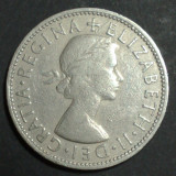 UK Great Britain 2 shillings 1957, Europa