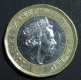 UK Great Britain 1 pound 2016, Europa