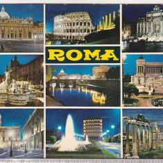 bnk cp Carte postala circulata Vatican