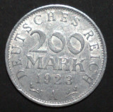 Germania 200 mark 1923 A
