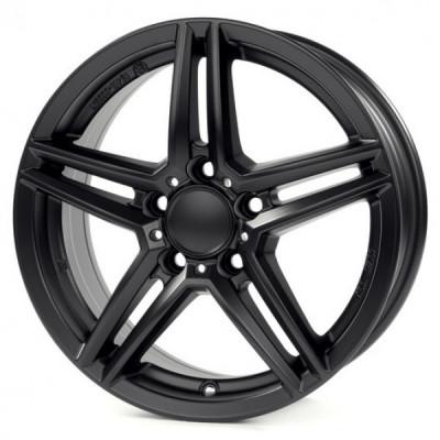 Jante MERCEDES VITO 8J x 18 Inch 5X112 et48 - Alutec M10 Racing-schwarz foto