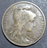 Franta 10 centimes 1900 1, Europa