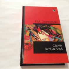 Crima si pedeapsa  - F.M. Dostoievski, R A O,RF14/2, Rao, 1999