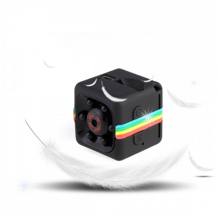 camera video auto camera auto video night vision detectie miscare camera sq11