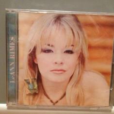 LEANN RIMES - SITTIN' ON TOP.... (1998/WARNER/GERMANY) - CD ORIGINAL/Sigilat/Nou