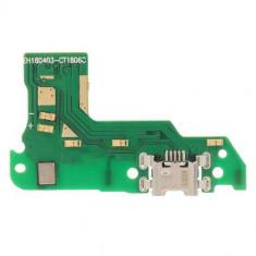 Banda Flex Placa Circuit Conector Incarcare Huawei Honor 7A Originala