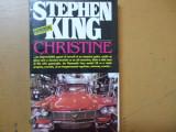 Stephen King Christine Bucuresti 1994