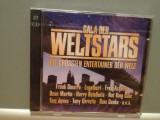 GALA OF WORLD STARS - Various Artists - 2CD (1997/BMG/UK) - CD ORIGINAL/Sigilat, BMG rec