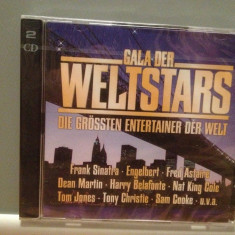 GALA OF WORLD STARS - Various Artists - 2CD (1997/BMG/UK) - CD ORIGINAL/Sigilat, BMG rec