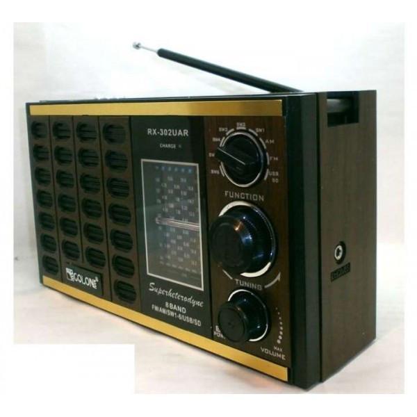 Radio Retro Mp3 Player USB SDCard