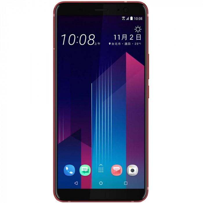 Smartphone HTC U11 Plus 128GB 6GB RAM Dual Sim 4G Red