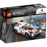 Set de constructie LEGO Speed Champions Porsche 919 Hybrid