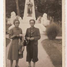 statuie Ioan Dragalina Caransebes anii '30