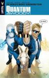 Quantum and Woody Volume 1: The World's Worst Superhero Team, Paperback