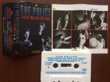 The police every breath you take the singles caseta audio compilatie muzica rock, Casete audio, A&M rec