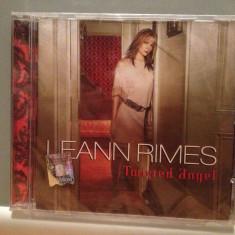 LEANN RIMES - TWISTED ANGEL (2002/WARNER/GERMANY) - CD ORIGINAL/Sigilat/Nou