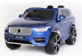 Masinuta electrica Volvo XC90, albastru metalizat