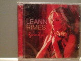 LEANN RIMES - FAMILY (2007/WARNER/GERMANY) - CD ORIGINAL/Sigilat/Nou
