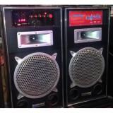 Boxe audio active Temeisheng, Boxe exterior, 0-40W
