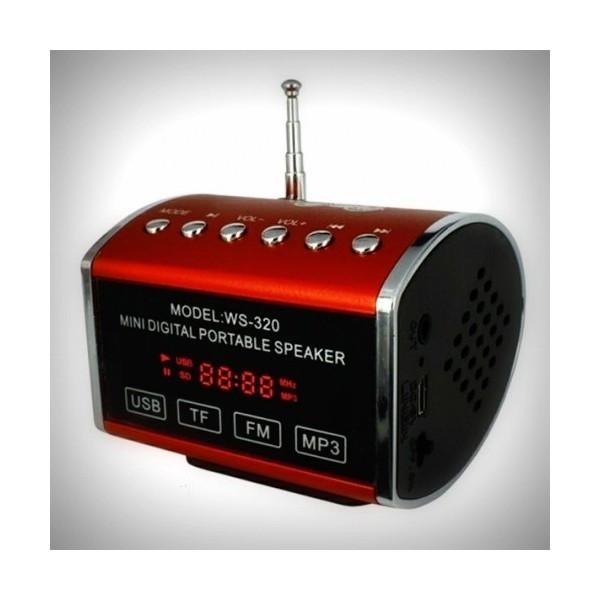 Radio FM MP3 Player