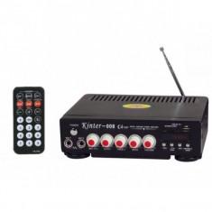 Amplificator Karaoke Fm MP3 USB