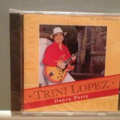 TRINI LOPEZ - DANCE PARTY  (1998/BMG/GERMANY) - CD ORIGINAL/Sigilat/Nou, BMG rec