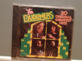 THE DUBLINERS - GREATEST HITS   (1986/CHYME/IRELAND) - CD ORIGINAL/Sigilat, warner