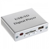Amplificator Auto moto USB mp3 player