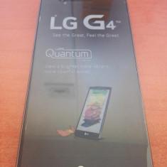 Telefon LG G4 negru original / necodat / impecabil / poza reala folie