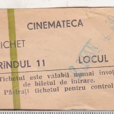 Bnk  div Tichet Cinemateca