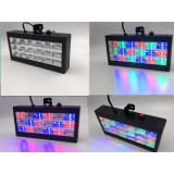 Stroboscop disco color cu functie audio