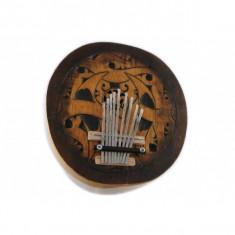 Kalimba majafruit instrument muzical