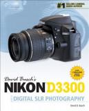 David Busch S Nikon D3300 Guide to Digital Slr Photography, Paperback